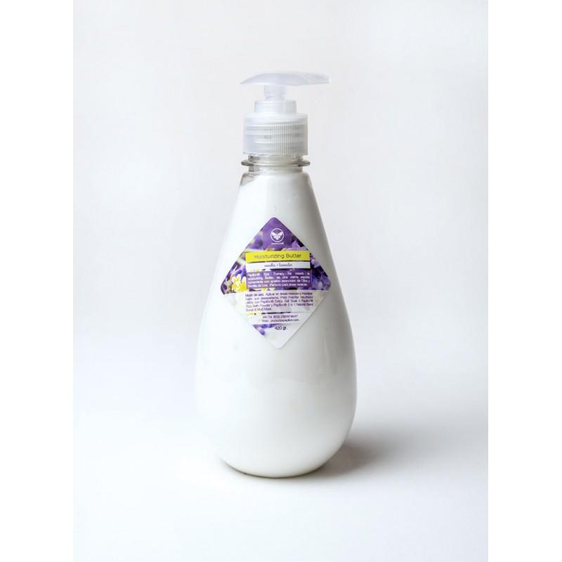 Luxury Vanilla + Lavanda Moisturizing Butter